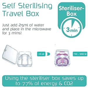 Self Sterilising