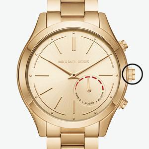 9517b7be7382 Michael Kors Women s Smartwatch MKT4005  Amazon.co.uk  Watches