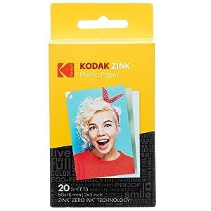 Kodak Instantanea Foto Camara Impresora