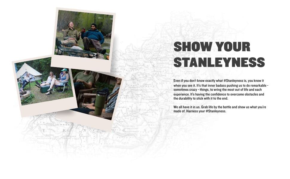 Show your Stanleyness