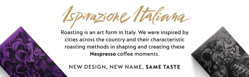Nespresso Ispirazione Italiana