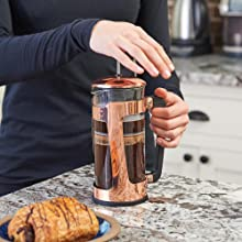 How To Espro Press P5 French Press Press