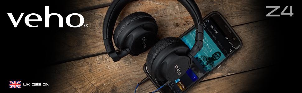 Z-4 Headphones