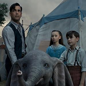 Dumbo Tim Burton Circo Max Medicci Disney Orejas