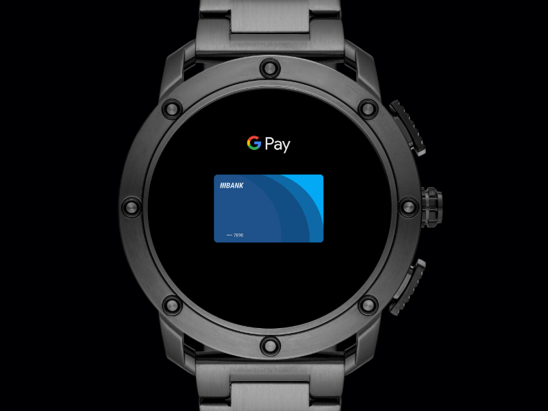 Diesel Axial smartwatch