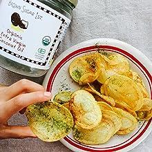 ココナッツオイル ポテトチップス