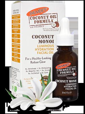 Coconut Monoi Luminous Hydration Facial Oil