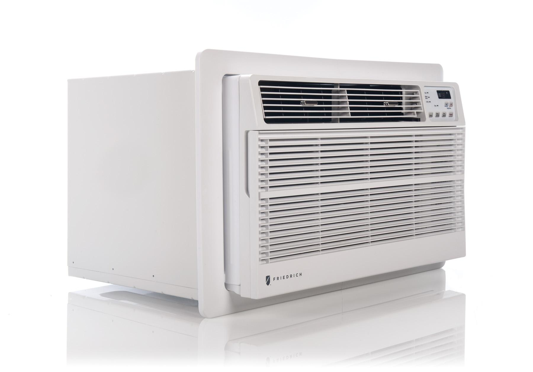 Through The Wall Heating And Cooling Units Amazoncom Friedrich Ue12d33d Thru The Wall Cool With Electric
