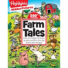 Farm Tales - Jumbo Book Of Hidden Pictures® (Highlights Jumbo Books & Pads)