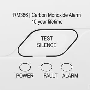 Asegúrese de recibir un aviso a tiempo cuando la concentración de monóxido de carbono sea demasiado alta en casa con el detector de monóxido de carbono ...