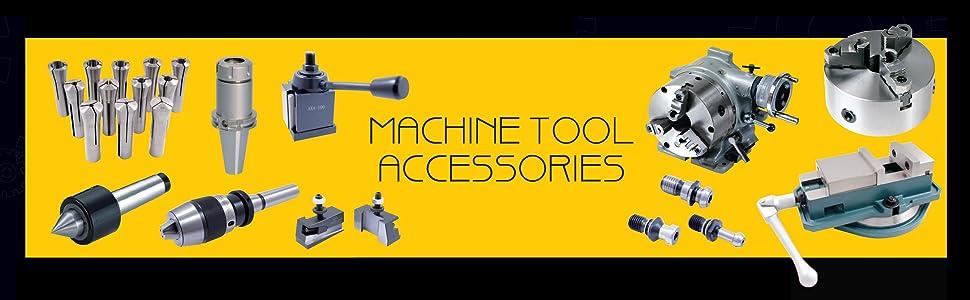 Machine Tools banner