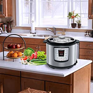 Amazon.com: Instant Pot Accessories, Steamer Insert Pans