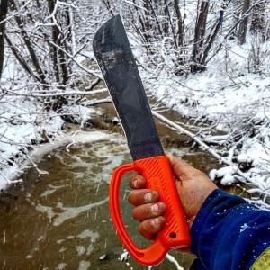 ontario knife company okc machete edc axe