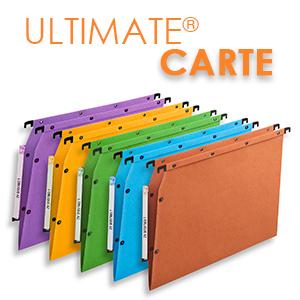 Elba Tub Ultimate 100330429 Dossiers suspendus pour Armoire Kraft Orange Bo/îte de 25