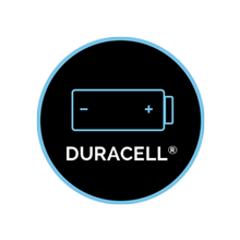 Duracell Sl001bdu Solar Light Led Outdoor Wall Security