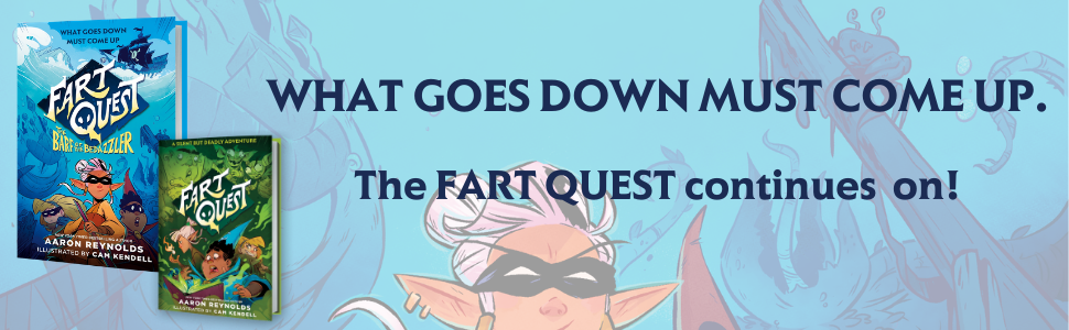 Banner: What Goes Down Must Come Up