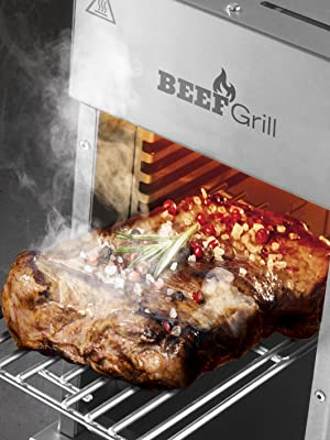 BEEFGrill Beefer Steak Grill