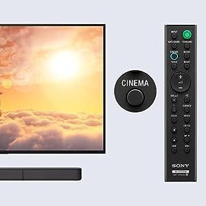 Sony HT-S20R - Barra de Sonido (5.1 Canales, Bluetooth, 400 W, USB, HDMI ARC, Conexiones ópticas y analógicas, Sonido de Cine) Negro: Amazon.es: Electrónica