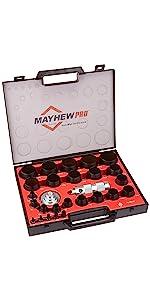 MayhewPro 66002 Hollow Punch Set