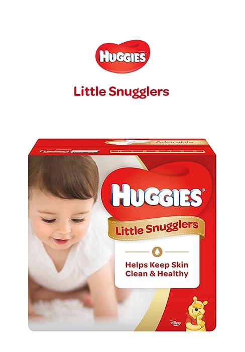 Img Alt: Huggies Little Snugglers Baby Diapers