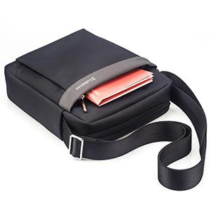 cf6f43441f homme sac. NO.1 Main Zip Bag Pour ipad, parapluie, cahiers, lunettes, etc.