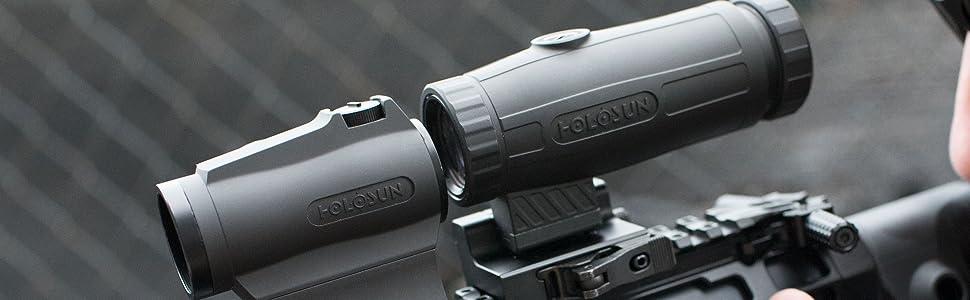 Holosun Module de grossissement Magnifier HM3X