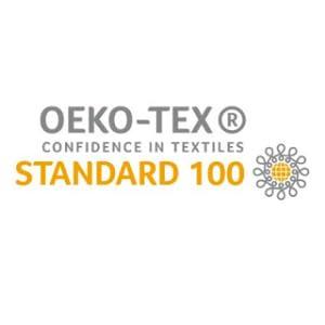 oeko tex non traité sans produits chimiques