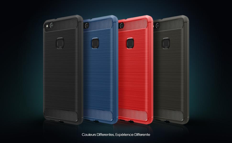 Simpeak Coque Compatible avec Huawei P10 Lite, Silicone Gel Etui ...