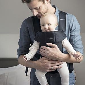 BABYBJÖRN Porte-bébé Mini