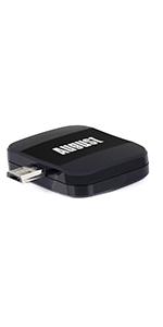 August - Sintonizador de TV USB Freeview DVB-T202: Amazon.es ...