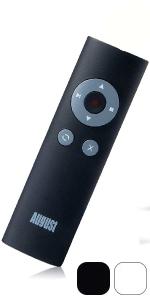 August LP200 Télécommande powerpoint noir pour présentation de diaporama sans fil