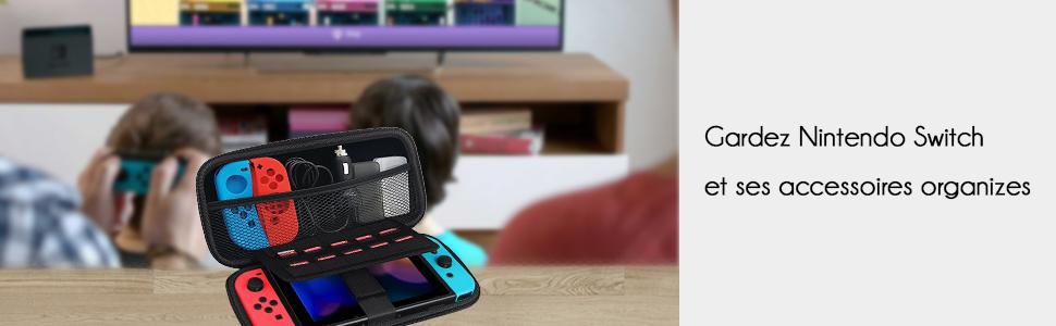 Nintendo Switch housse