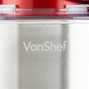 Anti-projections 30 cm Couvercle pour rührschüssel bol avec ouverture en plastique