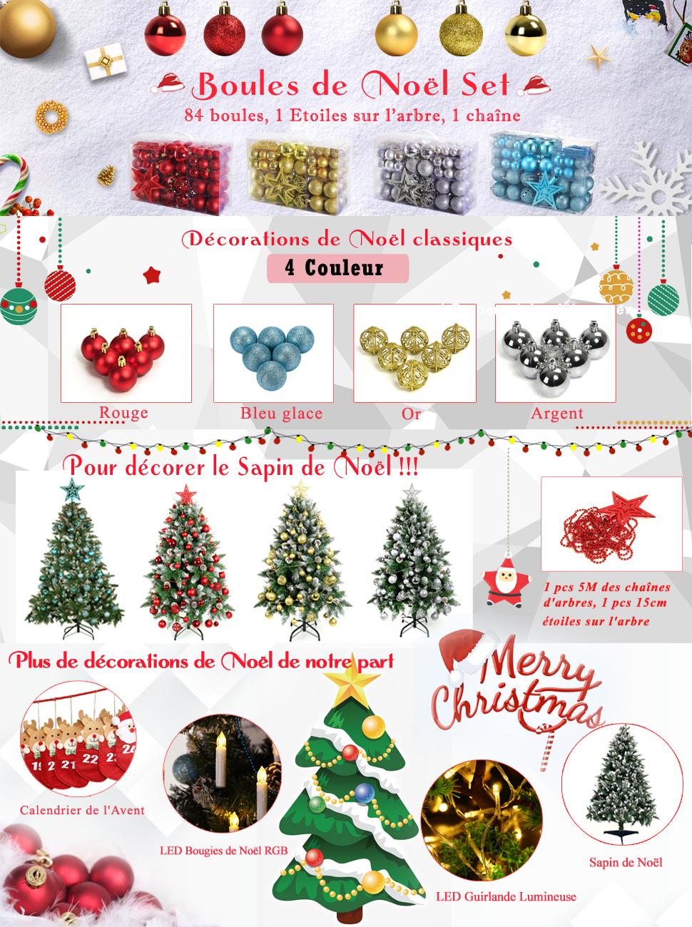 Decorations De Noel Et Sapins Pour La Maison Decorations
