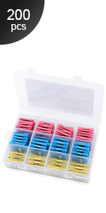 560pcs Tubes Thermorétractables Eventronic Assortiment D