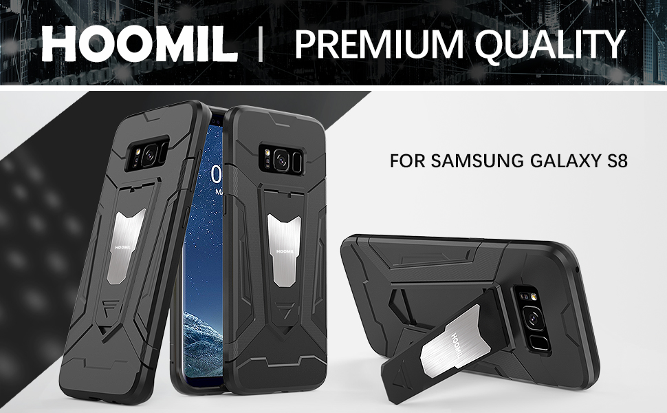 hoomil coque samsung s8