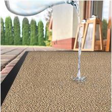 tapis pas cher absorbant eau poussiere humidite vent pluie boue de sol deco maison couloir cuisine
