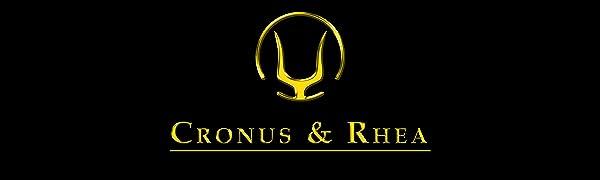Porte-cl/és de en Cuir Exclusif Cuir v/éritable Femmes Hommes Porte-cl/és avec bo/îte-Cadeau /él/égante Brun fonc/é Janus Cronus /& Rhea/® | Key Case