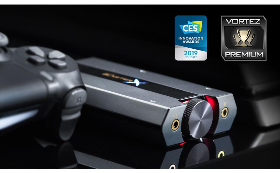 Récompensé par CES Innovation Awards 2019 & Vortez Premium Award