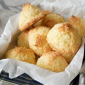 Biscuits noix de coco et maca