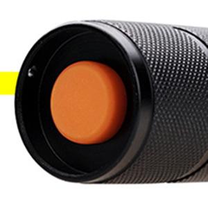 3 modes de v/élo /étanche et super lumineux avec support pour t/él/éphone et batterie externe DONWELL Phare avant de v/élo /à LED rechargeable par USB