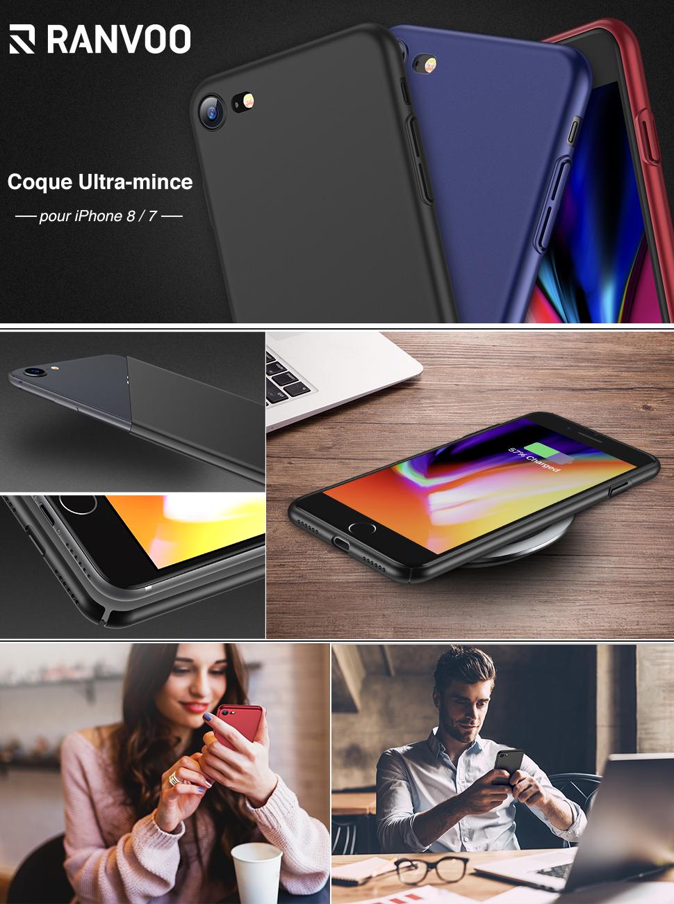 ranvoo coque iphone 8