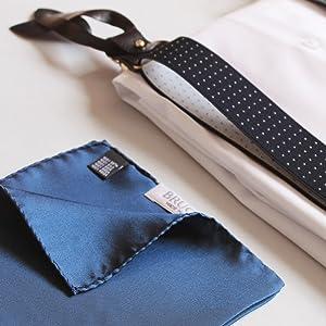 mieux choisir Prix 50% dessin de mode BRUCLE bretelles larges pour homme avec 3 pinces, régables, fait main en  Italie
