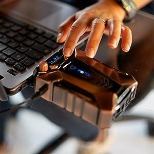 Conçu pour les PC portables les plus exigeants