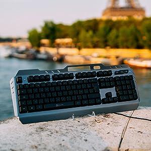 Le KLIM Lightning : un clavier unique