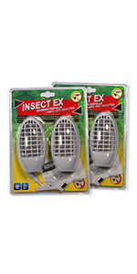 Lampes anti-insectes