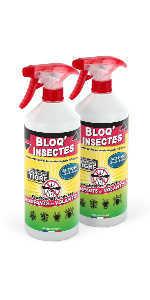 Lot de 2 répulsifs anti-insectes
