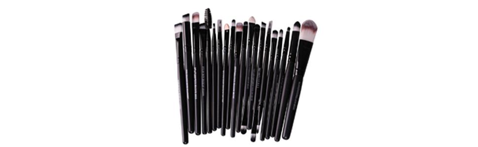 leisial Pinceaux Maquillage Professionnel Teint Femmes pas cher