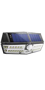 Mpow Lampe Solaire Extérieur