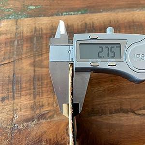 biped 3 Paires de Semelles Intérieures en Cuir avec du Charbon Actif z1724